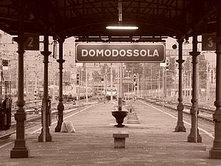 Domodossola-train