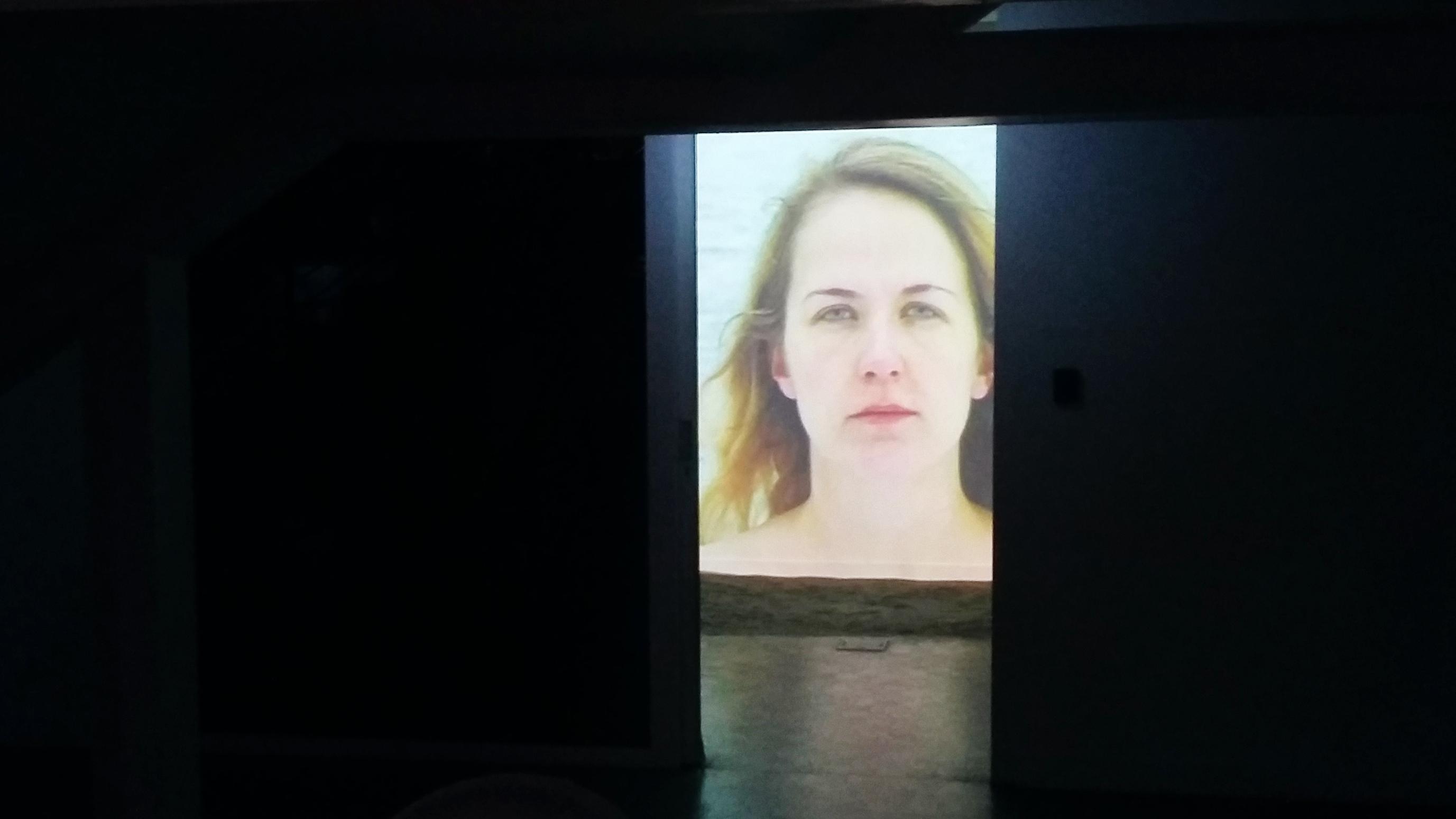 Anne Olofsson Klara Brow Studio 02 Dark Art Festival Poland